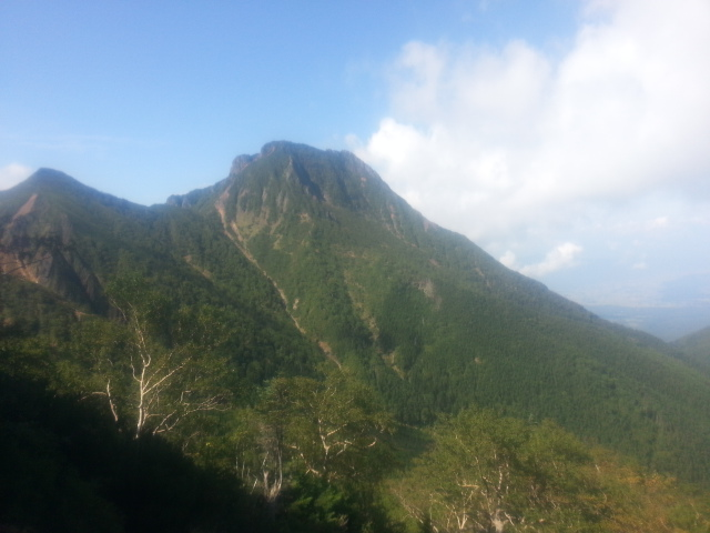 1年越しの山登り