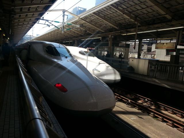 新幹線ターイム